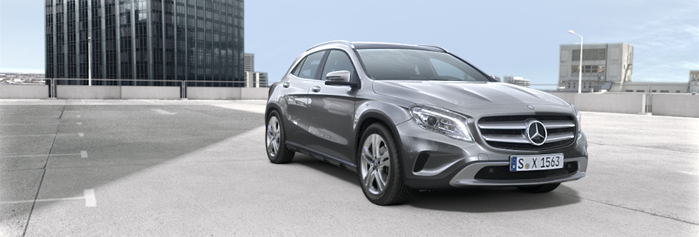 Certified Pre Owned Mercedes >> Cycle & Carriage - The GLA-Class - 360º driving experience